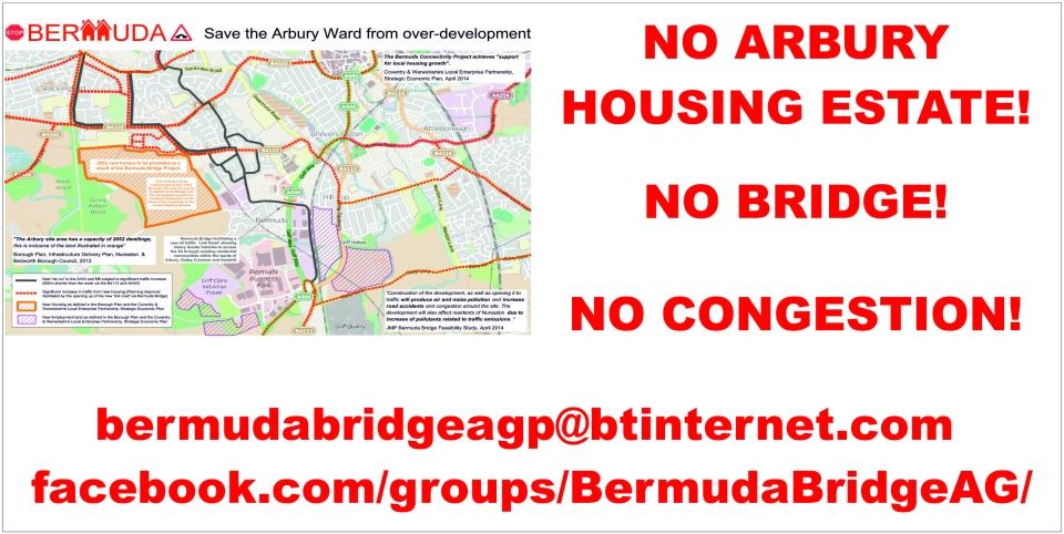Bermuda Bridge Action Group Poster