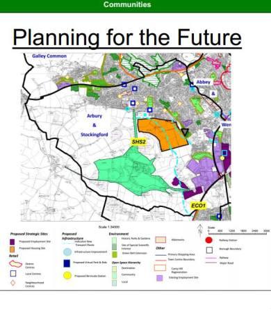 Borough Plan Image